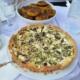 Rezept für Basilikum-Feta-Oliven-Tarte