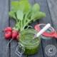 Pesto aus Radieschenblättern