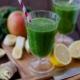 Rezept für einen energiereichen Spinatsmoothie