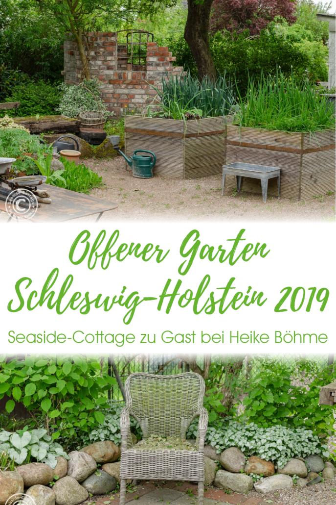 Offener Garten Schleswig-Holstein 2019