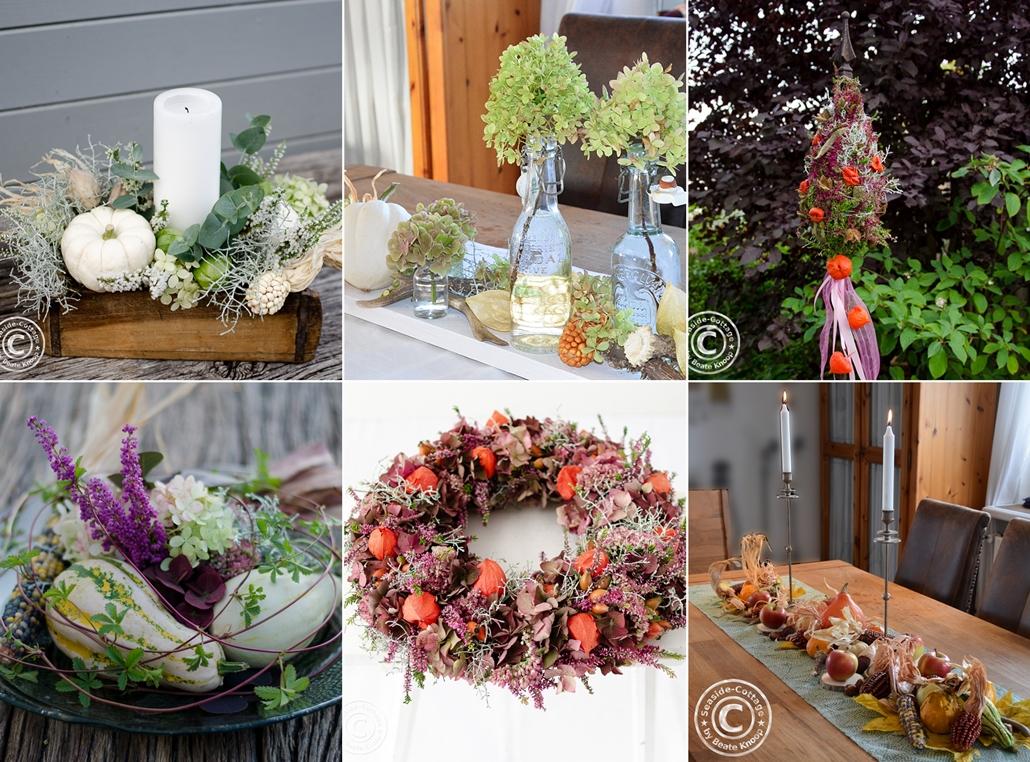 Herbstdeko Ideen.6 Ideen Für Deine Herbstdeko Seaside Cottage