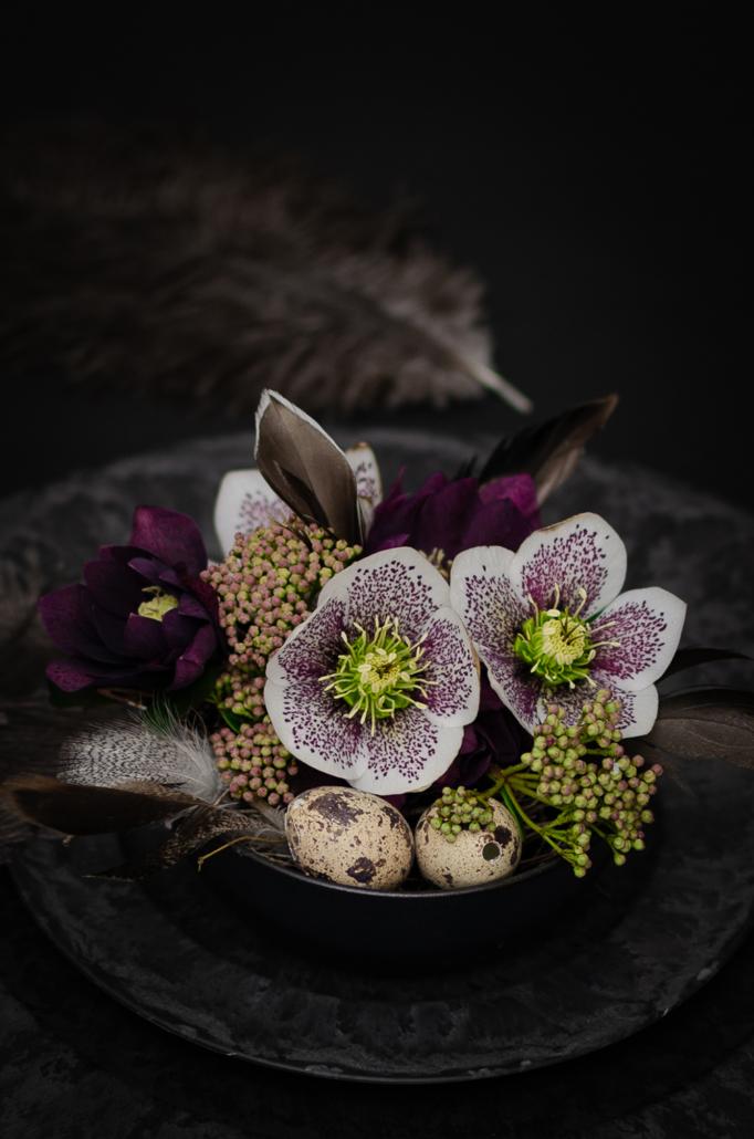 Moody Floral Photography Blumiges Stilleben fotografieren