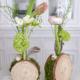 Natürliche Frühlingsdeko mit Blumen Landgang Magazin