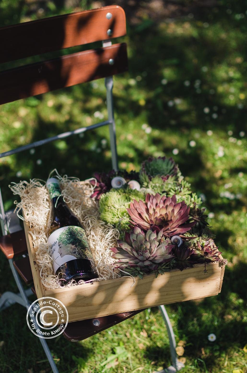 Geschenkidee für Weinfreunde