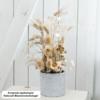 Trockenblumengestek umweltfreundlich in Sideau® Blumensteckziegel